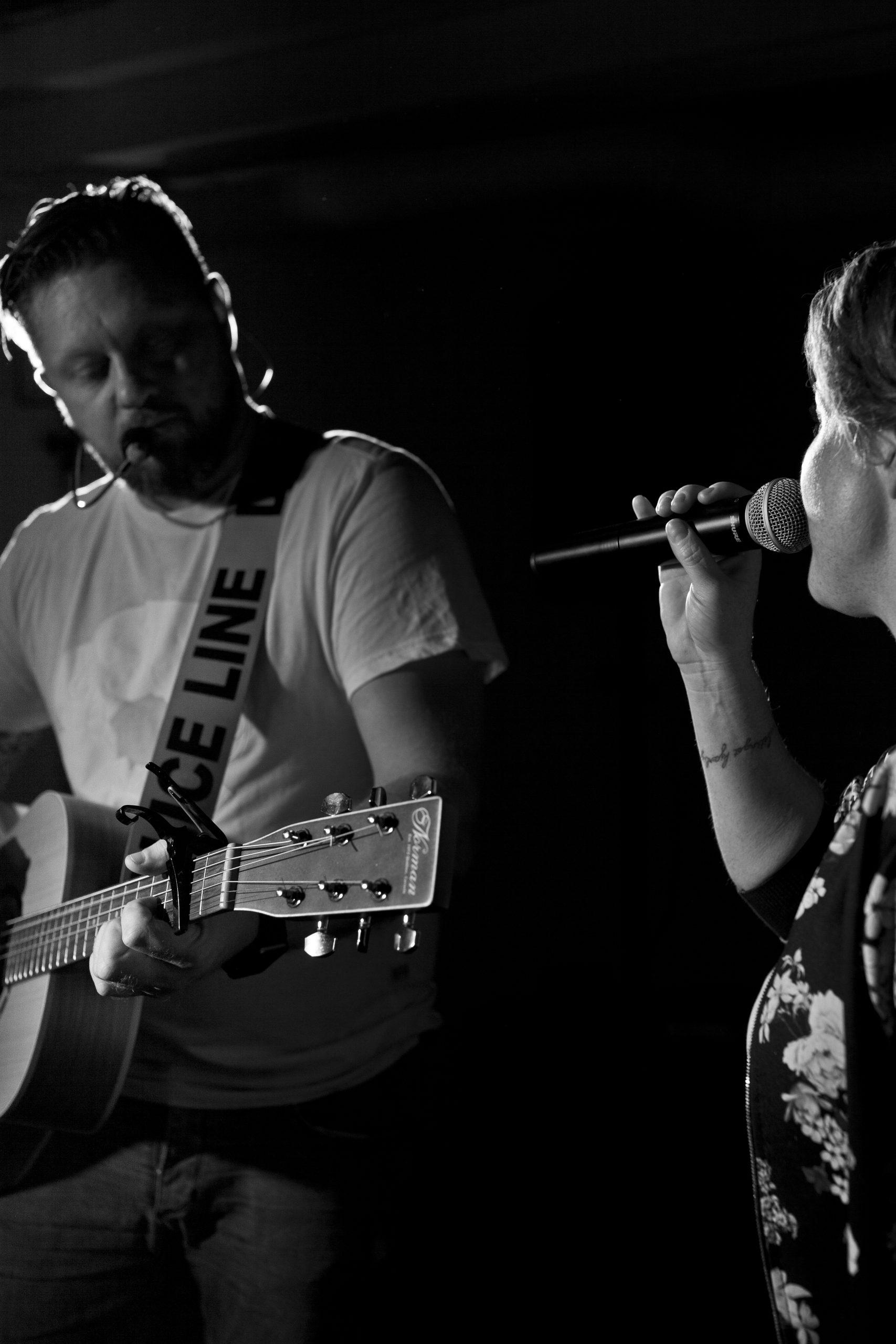 Live musikk til sommerfest - TwoPack duo